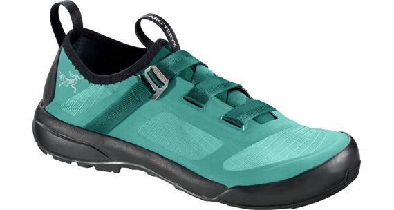 Arc'teryx W's Arakys Approach Shoes Patina/Seabreeze